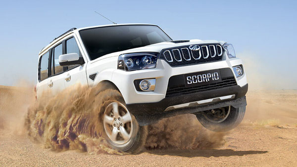 Mahindra Scorpio BS6 Specification Revealed — Will be Available In Four Variants