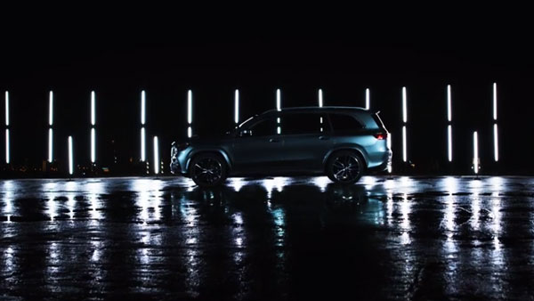 Mercedes Benz GLS (2020) Teased Ahead Of India Launch: Will Rival The BMW X7