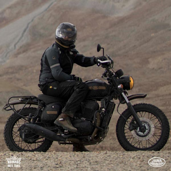 Jawa Forty Two Modified By Bombay Custom Works: An Anywhere, Any Time Motorcycle