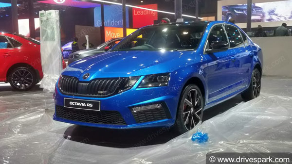 Skoda Octavia RS 245 Arrives At Dealerships: Deliveries To Begin Soon