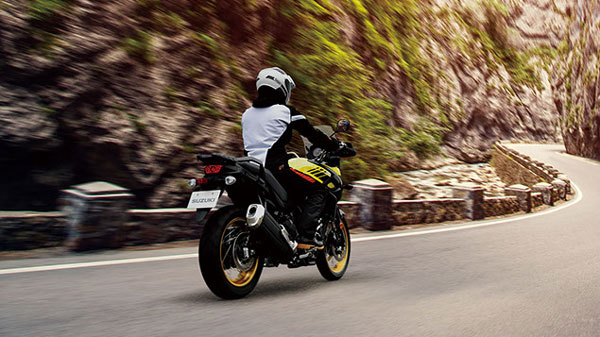 Suzuki V-Strom 650 XT BS6 Teased: Listed On Official Website Ahead Of India Launch