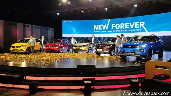 Tata Car Sales Report For March 2020: Company Registers A Massive 68% Decline In Sales