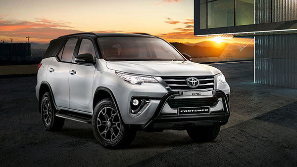 Toyota To Launch The Limited-Edition Fortuner In India Soon