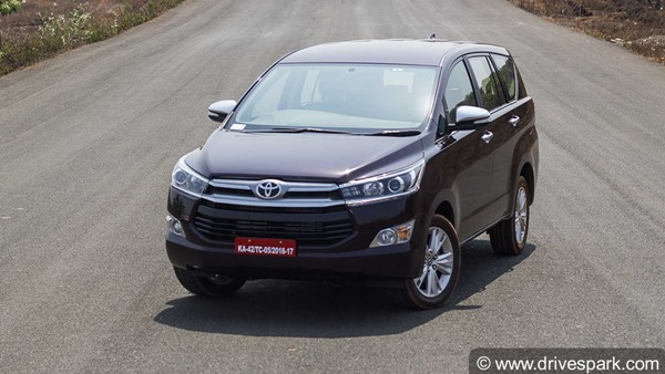 Toyota Permanently Discontinues 2.8-Litre Diesel Unit On Innova Crysta: Will Not Receive BS6 Update