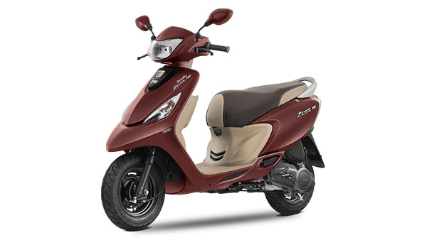 TVS To Launch The BS6 Scooty Zest 110 Soon In India