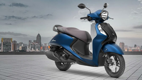 Yamaha Fascino 125 Fi Gets A Price Hike