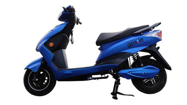 BattRE GPSie Electric Scooter Launched In India: Priced At Rs 64,990