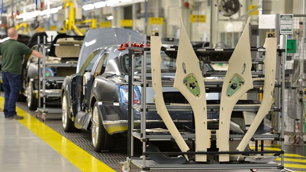Bentley Motors Announces Resumption Of Operations At Crewe Facility With 1,700 Employees