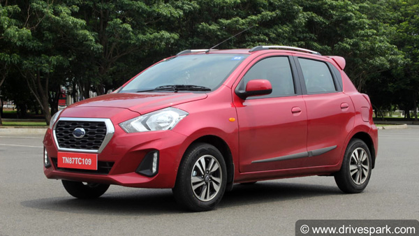 Datsun GO & GO+ BS6 Listed On Website: Features Improved Safety
