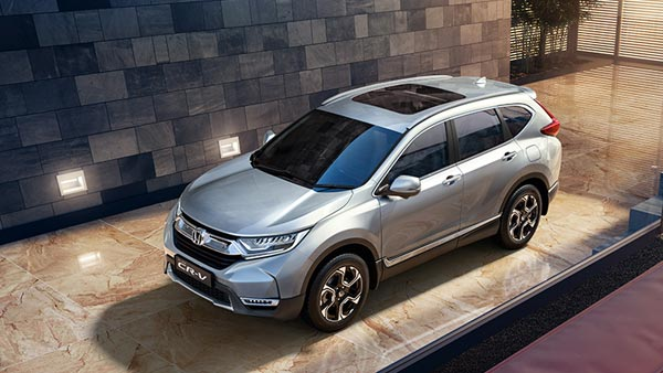 Honda CR-V Diesel Discontinued: Now Available Only With A BS6 Petrol-CVT Powertrain