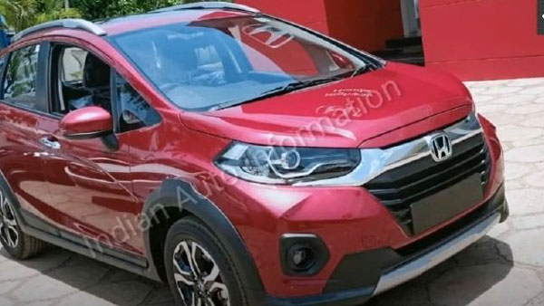Honda WR-V BS6 Details Leaked Ahead Of Expected India Launch Next Month