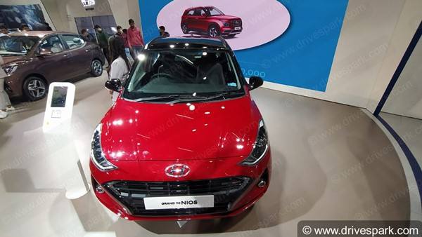Hyundai Grand i10 NIOS BS6 Petrol Mileage Figures Revealed: Specs, Rival Comparison & Other Details