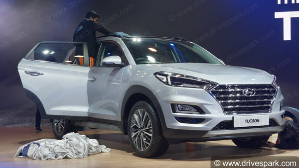 Hyundai Tucson Facelift India Launch Timeline Revealed: Will Rival Upcoming Skoda Karoq