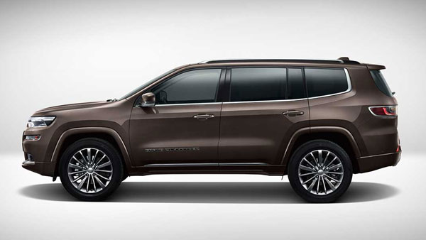 Jeep Is Likely To launch A Seven-Seater Version Of The Compass Next Year In India