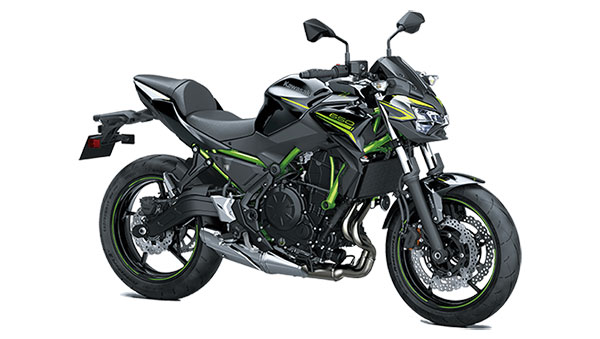 2021 Kawasaki Z650 BS6 Launched In India: Priced At Rs 5.94 Lakh