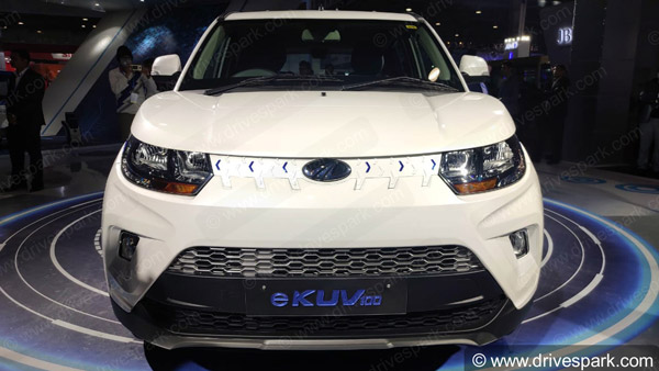 Mahindra eKUV100 & eXUV300 were among the awaited models from the brand in the Indian market. The eXUV300 once launched in India will rival the likes of the Tata Nexon EV, while the eKUV100 currently doesn't have any direct rivals in the Indian market.