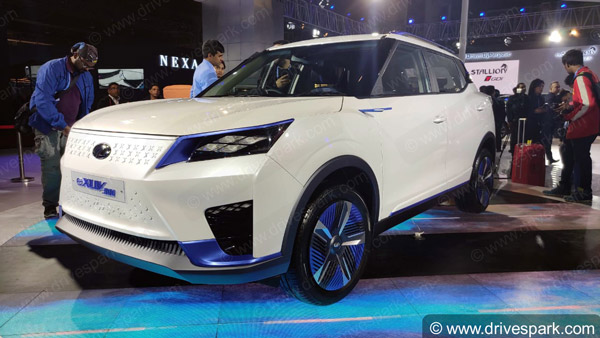 Mahindra has stated that its India plans for the eXUV300 and the eKUV100 have been postponed due to the COVID-19 pandemic and subsequent lockdown. Both electric SUVs from Mahindra were first showcased at the 2020 Auto Expo, held in February.