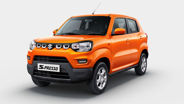 Maruti Suzuki S-Presso CNG Variant Production Beings: India Launch Expected Soon