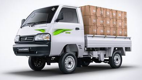Maruti Suzuki Super Carry BS6 S-CNG Launched In India: Priced At Rs 5.07 Lakh
