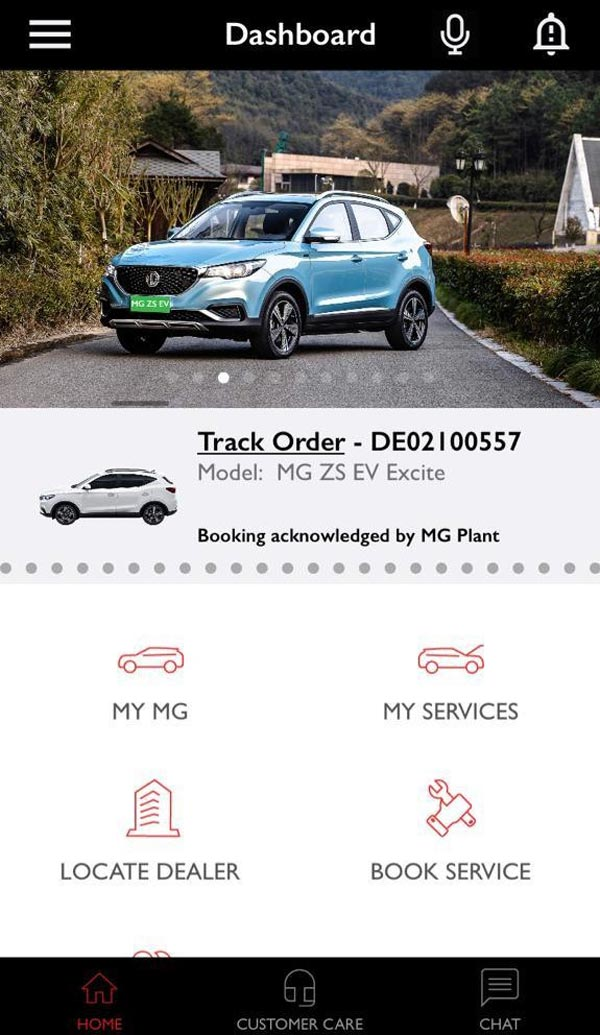 MG Motor India Launches New Sales & Service Mobile Application: Here Are All The Details