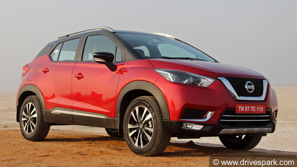 Nissan Kicks BS6 Officially Revealed: Specs, Features, Variants & Other Details