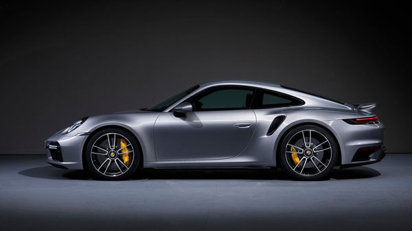 2020 Porsche 911 Turbo S Priced At Rs 3.08 Crore In India: Online Bookings Open With Launch Expected Soon