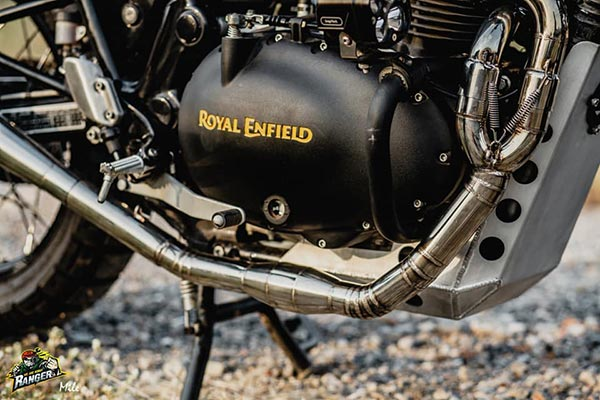 This Custom Royal Enfield 650 Scrambler Looks Badass — Read More To Find What's Changed