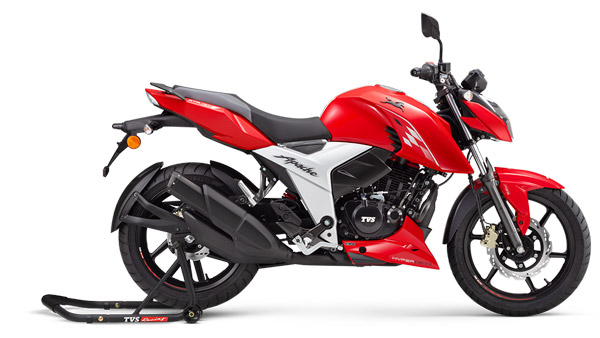TVS Apache RTR 160 4V & RTR 200 4V Price Hiked: Here Are All Details