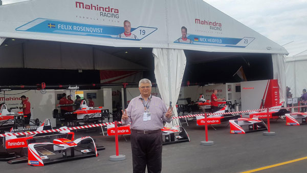 Mahindra & Mahindra Chief Marketing Officer Vivek Nayer Resigns: Part Of Mahindra Group Corporate Brand For 15 Years