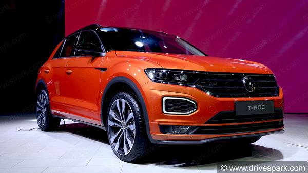 Volkswagen T-Roc Start Arriving At Dealerships Post Lockdown: Deliveries To Commence Soon
