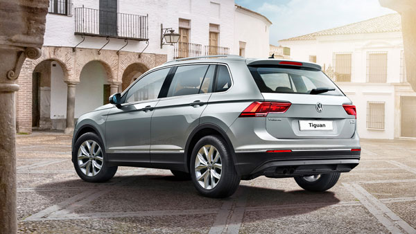 Volkswagen Tiguan Five-Seater SUVl To Relaunch In India