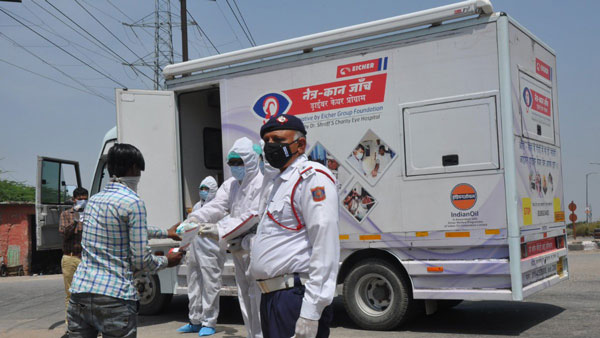 Volvo Eicher Commercial Vehicles Announce Multiple Aid Measures To Fight Covid-19 Pandemic