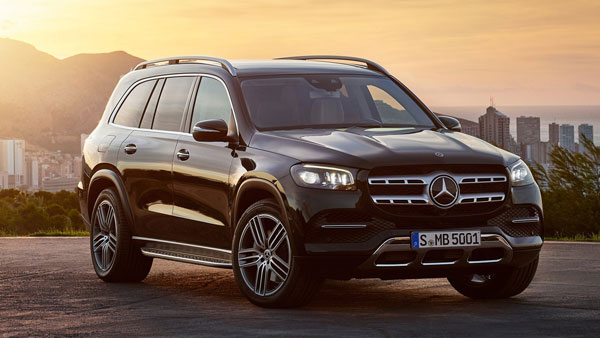 2020 Mercedes Benz GLS Launching In India On June 17: Will Rival The BMW X7