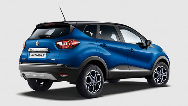 New Renault Captur Unveiled: Receives New Interior Features & Powertrain