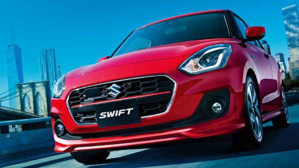 New Maruti Suzuki Swift Facelift Officially Unveiled: Expected To Launch In India Next Year