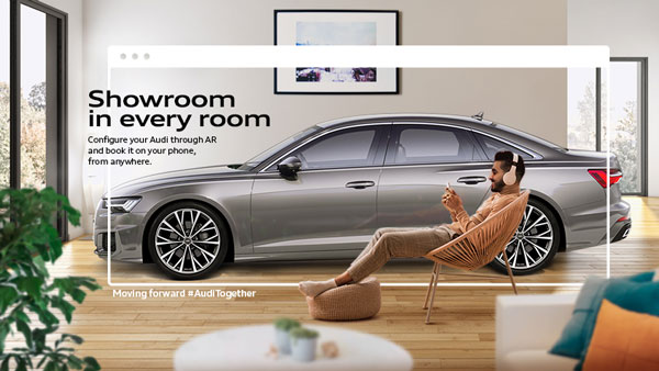 Audi Introduces Online Retail Platform In India For Sales & After-Sales Services: Offers Virtual Customer Experience Through Augmented Reality
