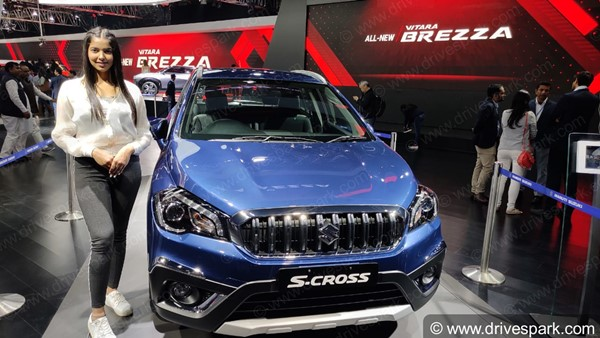 New (2020) Maruti S-Cross Petrol India Launch Details: Here Are All The Details