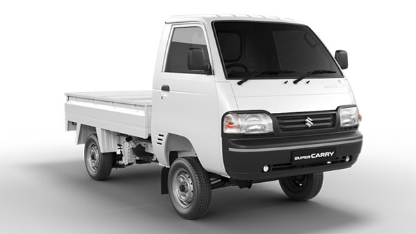 Maruti Suzuki Super Carry BS6 CNG Launched In India At Rs 5.07 Lakh: India's First BS6-Compliant LCV Vehicle