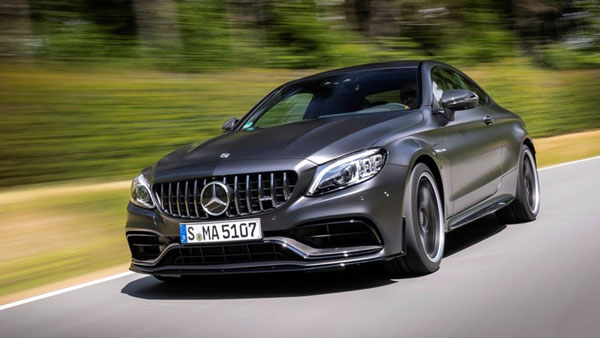 New Mercedes-AMG C 63 Coupe Launched In India: Prices Start At Rs 1.33 Crore