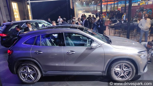 New Mercedes-Benz GLA India Launch Timeline Revealed: Scheduled For October