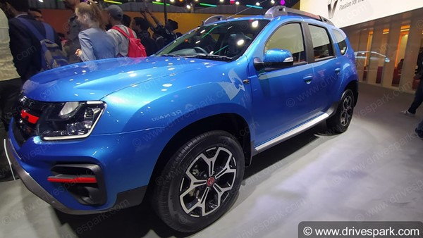 Renault Duster Turbo-Petrol Variant To Launch Soon In India: Specs, Features & Other Details