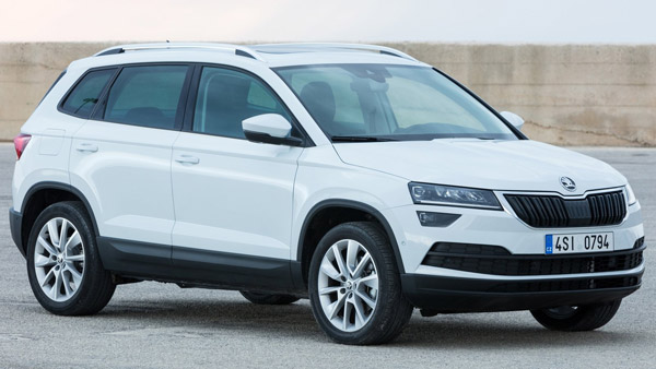Skoda Karoq Spotted On Indian Roads Ahead Of Launch: Spy Pics & Details