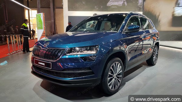 Spy Pics: Skoda Karoq Spotted On Indian Roads Ahead Of Launch