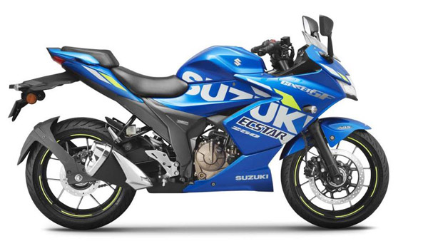 Suzuki Gixxer 250 & SF 250 BS6 Launched In India: Prices Start At Rs 1.63 Lakh