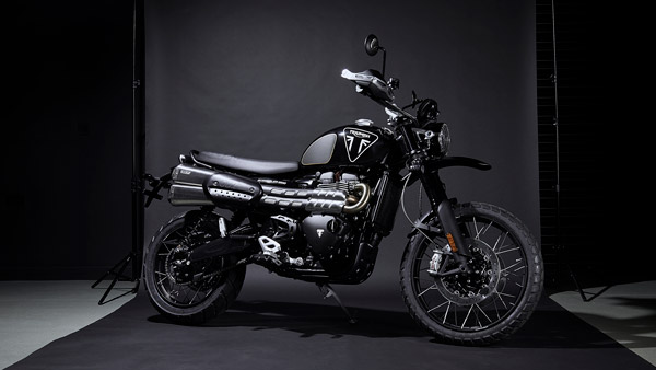 Triumph Scrambler 1200 Bond Edition Revealed: Limited To 250 Units Worldwide