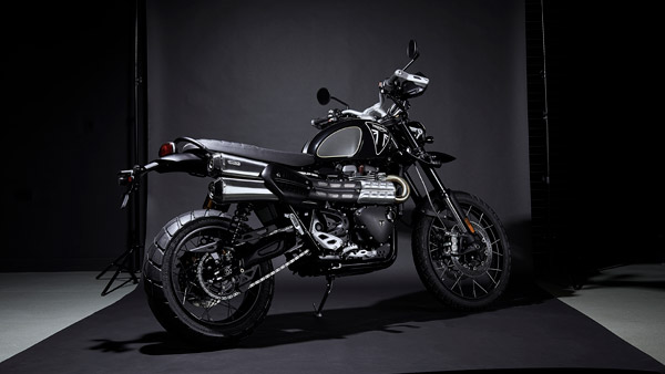 Triumph Scrambler 1200 Bond Edition Revealed: Limited To Just 250 Units, Will Be Seen In Next 'No Time To Die' James Bond Movie