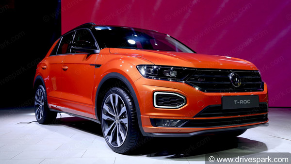 Volkswagen T-Roc Start Arriving At Dealerships Post Lockdown: Deliveries To Commence Soon