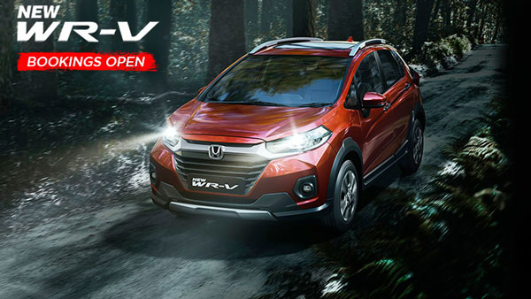 New Honda WR-V BS6 India Launch On July 2: Specs, Features & Other Details