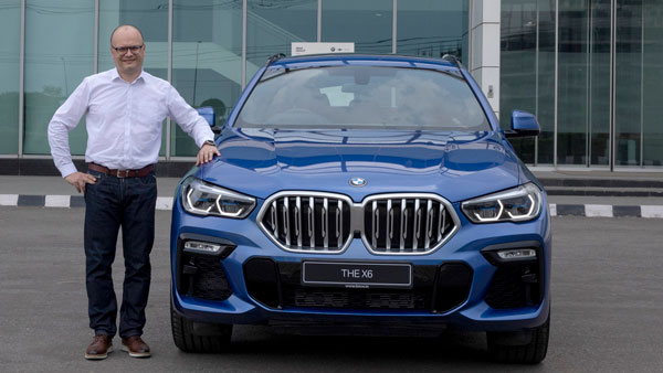 2020 BMW X6 Launched In India At Rs 95 Lakh: Variants, Features, Bookings, Specs & Other Updates