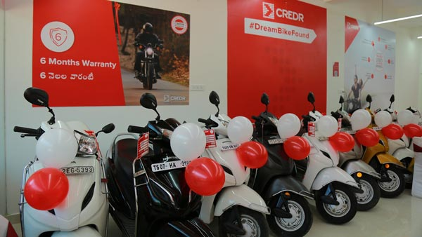 CredR Introduces Doorstep Motorcycle Servicing Amidst COVID-19